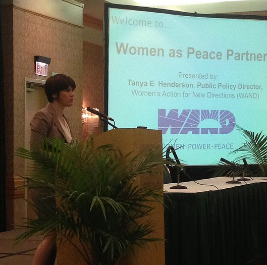 Women, Peace, and Security  | Dining for Women