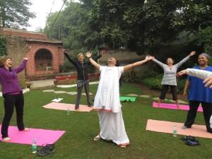 India 2013 Yoga