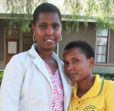 Esther and Doris_AfricAid_Mothers Day Story