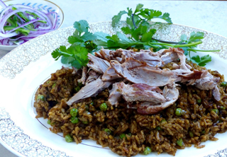 0417_RECIPE_PeruvianRiceDuck