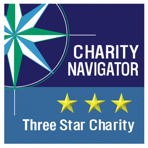 Charity Navigator - Three Star Charity